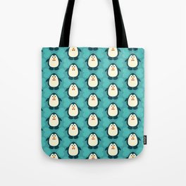 NGWINI - penguin love pattern 6 Tote Bag