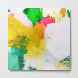 Color Palette No.35 Metal Print