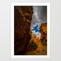 oz Art Prints featuring oz. by wasim of nazareth