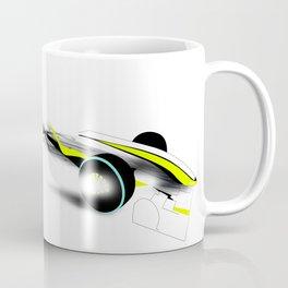Brawn GP Tribute Coffee Mug