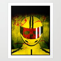 kill bill Art Prints featuring kill bill by MAKE ME SOME ART