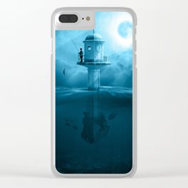 le phare Clear iPhone Case
