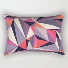 Diamonoid: Autumn Soirée Rectangular Pillow