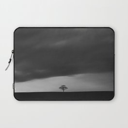 Alone on the Ridge Laptop Sleeve
