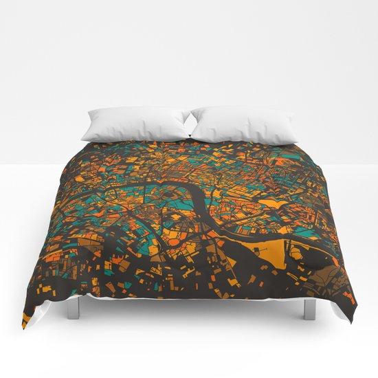 LONDON GRAVITATION Comforters