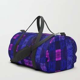 Quilt Square - MMB Duffle Bag