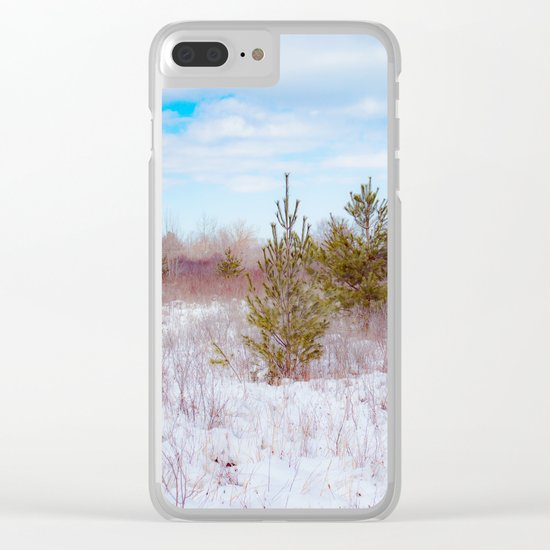 It's The Simple Things Clear iPhone Case
