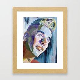 Scott T. Study #1 Framed Art Print