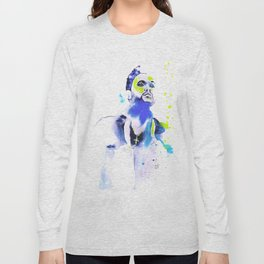 The Weeknd Inspired Long Sleeve T-shirt