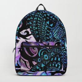 Lions Awakening Backpack