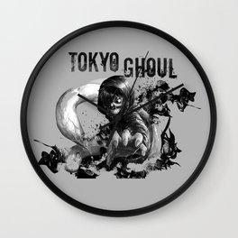 Kaneki ken blackwhite - Tokyo Ghoul Wall Clock