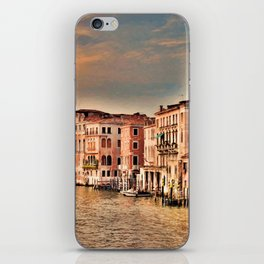 Grand Canal of Venice iPhone Skin
