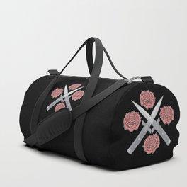 Knives & roses Duffle Bag