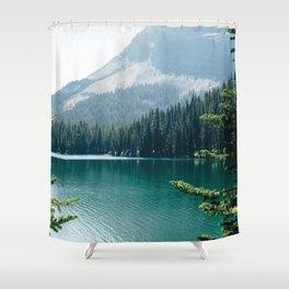 Glacier National Park II Shower Curtain