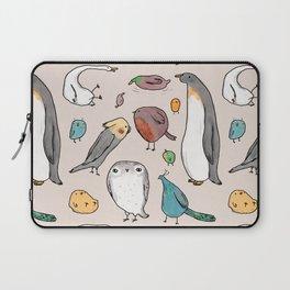 Lump Birds Laptop Sleeve