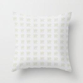 Scythian Griffin Throw Pillow