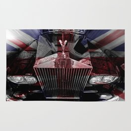 The great British Rolls Rug