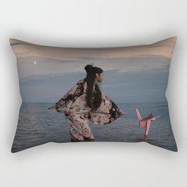 l'Univers secret de Yuki Rectangular Pillow
