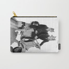 This is a Modern Life Carry-All Pouch
