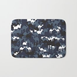 CAMELFLAGE - Special Ops Blue Bath Mat