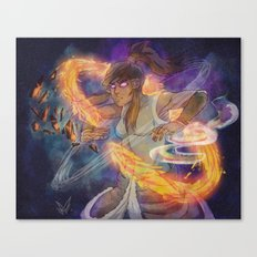 Pure Cosmic Energy Canvas Print