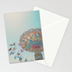 spinning around & around & around ... Stationery Cards