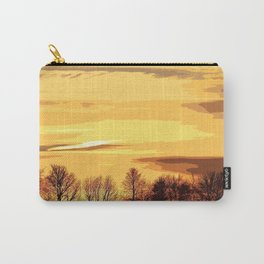 sunset lanscape Carry-All Pouch