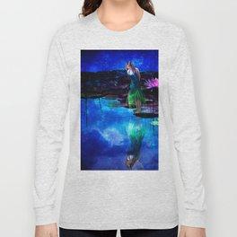 contemplative Long Sleeve T-shirt