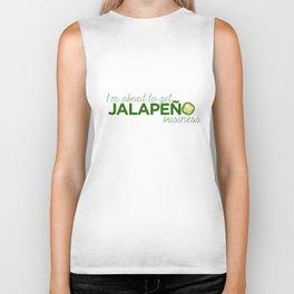 Jalapeño Business Biker Tank