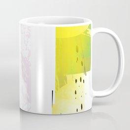 Abstract Border Coffee Mug