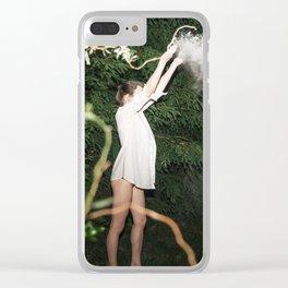 Magic Magic Clear iPhone Case