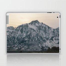 Mt. Whitney at Sunset Laptop & iPad Skin