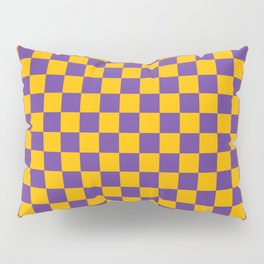 Checkered Pattern II Pillow Sham