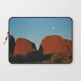 Kata Tjuta Moonrise - Greg Katz Laptop Sleeve