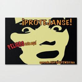 Protejanse Canvas Print