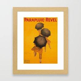 Parapluie Revel Framed Art Print