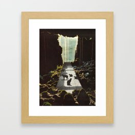 catwalk Framed Art Print