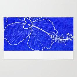 Blue Peace Rug
