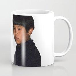 Hardcore coder with wrist band Coffee Mug