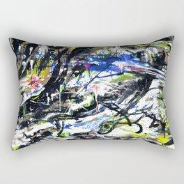Downtempo Station // Pandora Radio Rectangular Pillow
