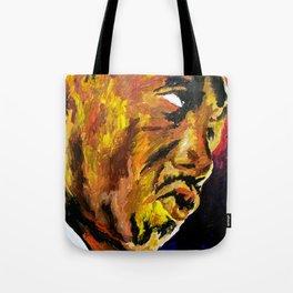"Arthur ""Art"" Blakey  Tote Bag"