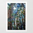 Golden Cedars by taraleeguild