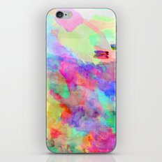 Neon Wash iPhone & iPod Skin