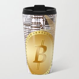 Bitcoin 14 Travel Mug
