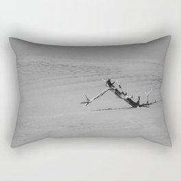 Slow Fall Rectangular Pillow