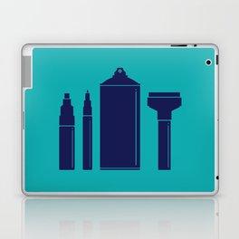 Art Supplies Laptop & iPad Skin