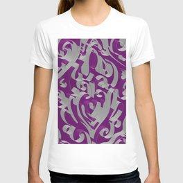 3D Ornamental Background T-shirt