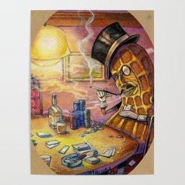 Lord Peanut Poster