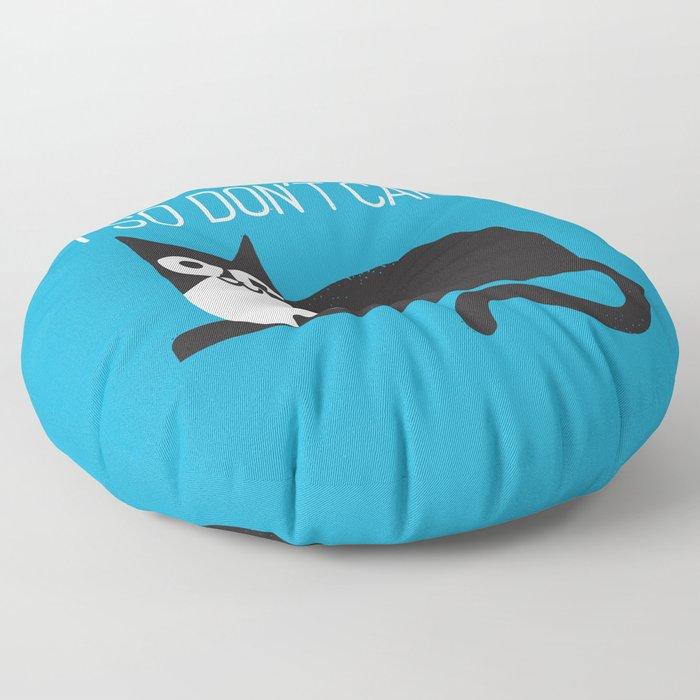 Fur Real Floor Pillow