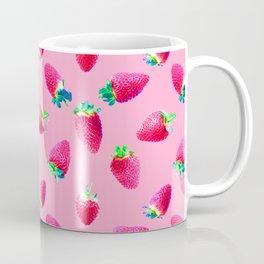 Pink Strawberry Pop Coffee Mug